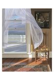 Wind from the Sea Poster by Edward Gordon