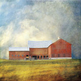 Red Barn Prints by Dawne Polis