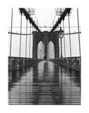 Christopher Bliss - Brooklyn Köprüsü, New York - Sanat
