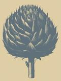 Artichoke, no. 1 Poster by  Botanical Series