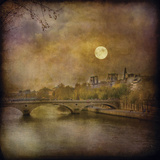 Pont Louis Phillipe Prints by Dawne Polis