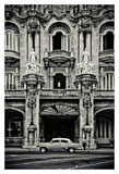 Gran Teatro de la Habana Posters por Sabri Irmak