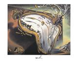 Explosion Plakater av Salvador Dalí