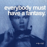 Fantasy Posters by Andy Warhol