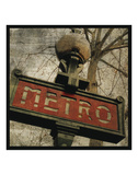 Metro II Print by John Golden