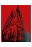 Cologne Cathedral, c.1985 Poster par Andy Warhol