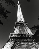 Eiffel Tower Print by Christopher Bliss