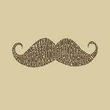 Mustache Styles Poster