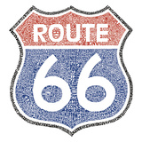 The Legendary Route 66 Prints