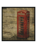 London Calling Prints by John Golden