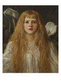 A Fair Beauty Giclee Print by Herbert Gustave Schmalz