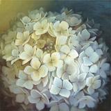 Retrato de hortensia Reproducción por Lisa Audit