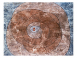 At the Core; Um Den Kern Giclee Print by Paul Klee