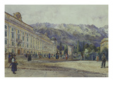 Burg, Innsbruck Art by Rudolf Bernt