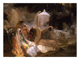 Day of the Prophet at Oued-El-Kebir Giclee Print by Frederick Arthur Bridgman