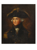 A Portrait of Horatio, Lord Nelson (1758-1805) Premium Giclee Print by Lemuel Francis Abbott (Follower of)