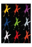 Knives, c.1981-82 (multi) Posters by Andy Warhol