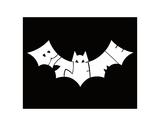 Bite Me Bat Posters