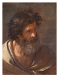 An Apostle, Bust Length Poster von Guido Reni