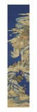 A Chinese Kesi Coloured Silk Panel Depicting Daoist Immortals Giclee Print
