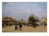 Parisian Festival Prints by Luigi Loir