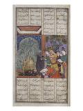 Abu'L-Qasim Ferdowsi (D Giclee Print