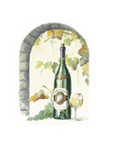 Chardonnay Giclee Print by Lisa Danielle