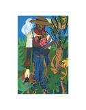 The Lantern, c.1979 Prints by Romare Bearden