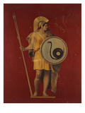 The Iliad Giclee Print by Jean-Leon Gerome