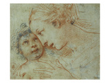 The Madonna and Child Prints by Carlo Francesco Nuvolone