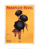 Parapluie Revel Art by Leonetto Cappiello