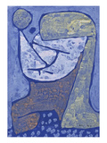 Gezcidinetes Madchen Prints by Paul Klee