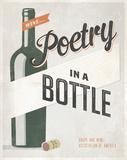 Luke Stockdale - Poetry in a Bottle - Reprodüksiyon