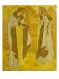 The Two Graces; Les Deux Graces Kunst von Paul Ranson