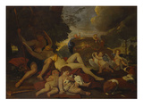 Venus and Adonis Prints by Nicolas Poussin