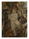 Susannah and the Elders; Susannah Et Les Vieillards Posters av Jules Pascin