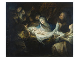 The Adoration of the Shepherds Giclee Print by Valerio Castello