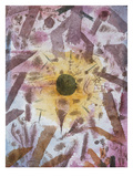Eclipse of the Sun; Sonnenfinsternis Giclee Print by Paul Klee