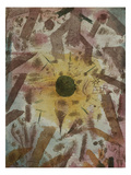 Solar Eclipse; Sonnenfinsternis Giclee Print by Paul Klee