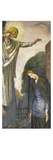 Ecce Ancilla Domini Premium Giclee Print by Robert Anning Bell