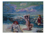 The Bathers Giclee Print by Roderic O&#39;Conor
