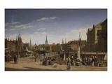 Copenhagen Giclee Print by Heinrich Hansen