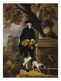 Portrait of a Gentleman Prints by Thomas Gainsborough