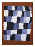 Rhythmically; Rhythmisches Reproduction procédé giclée par Paul Klee