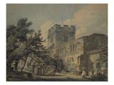 Finchley Church Print by William Turner