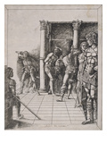 The Flagellation Giclee Print by Andrea Mantegna (Attr to)