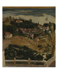 View of Cannes; Vue De Cannes Posters by Edouard Vuillard