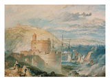 Falmouth Harbour Prints by William Turner