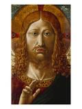 Salvator Mundi Prints by Benozzo Gozzoli