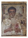A Rare Romano-Egyptian Portrait of a Man Art